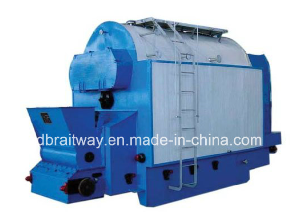 Assembled Coal Fired Steam Boiler Szl6/8/10