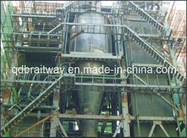 CFB (Circulating Fluidized Bed) Hot Water Boiler