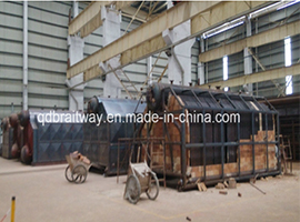 Packaged Hot Water Boiler (SZL)