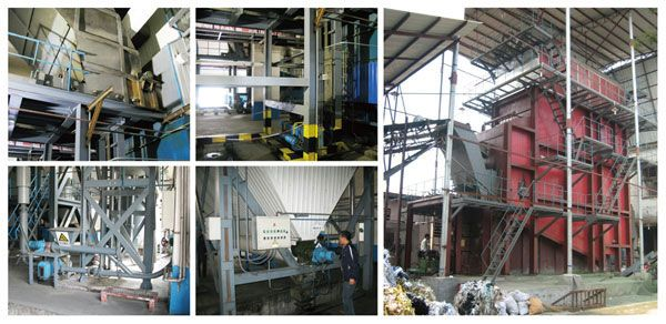 Waste and Municipal Solid Waste Incineration Boiler (LC)