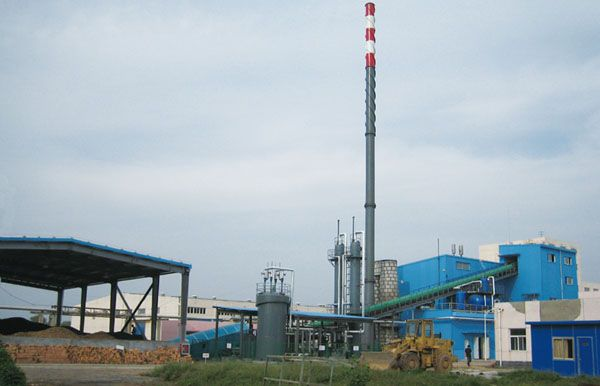 Coal, Gas, Solid Waste Mixed Firing Boilers (Mixed burning of coal and waste boiler)