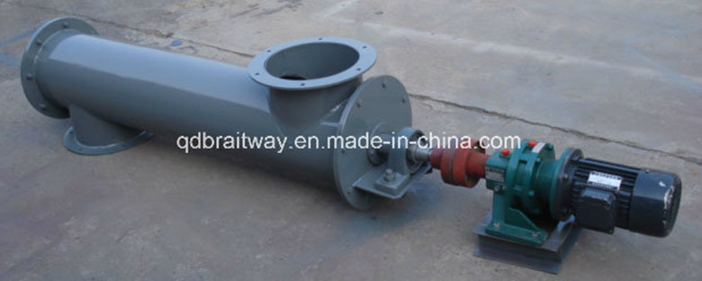 Screw Feeder for Industrial or Power Station
