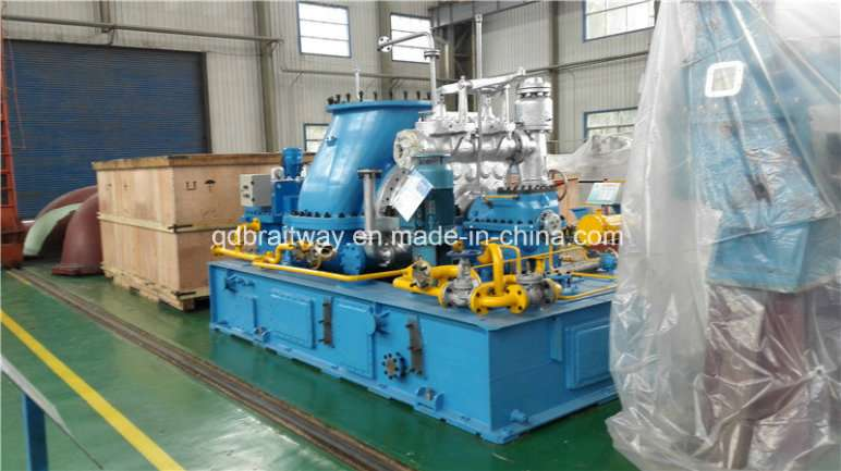 High Efficiency Genset/Steam Turbine (N3-2.1-280)